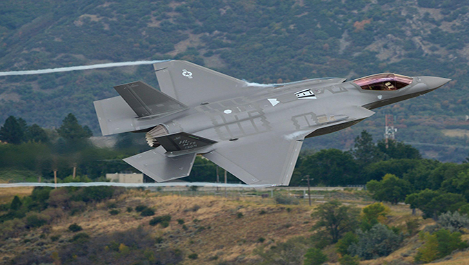 Homestead ARB among four candidate bases for F-35