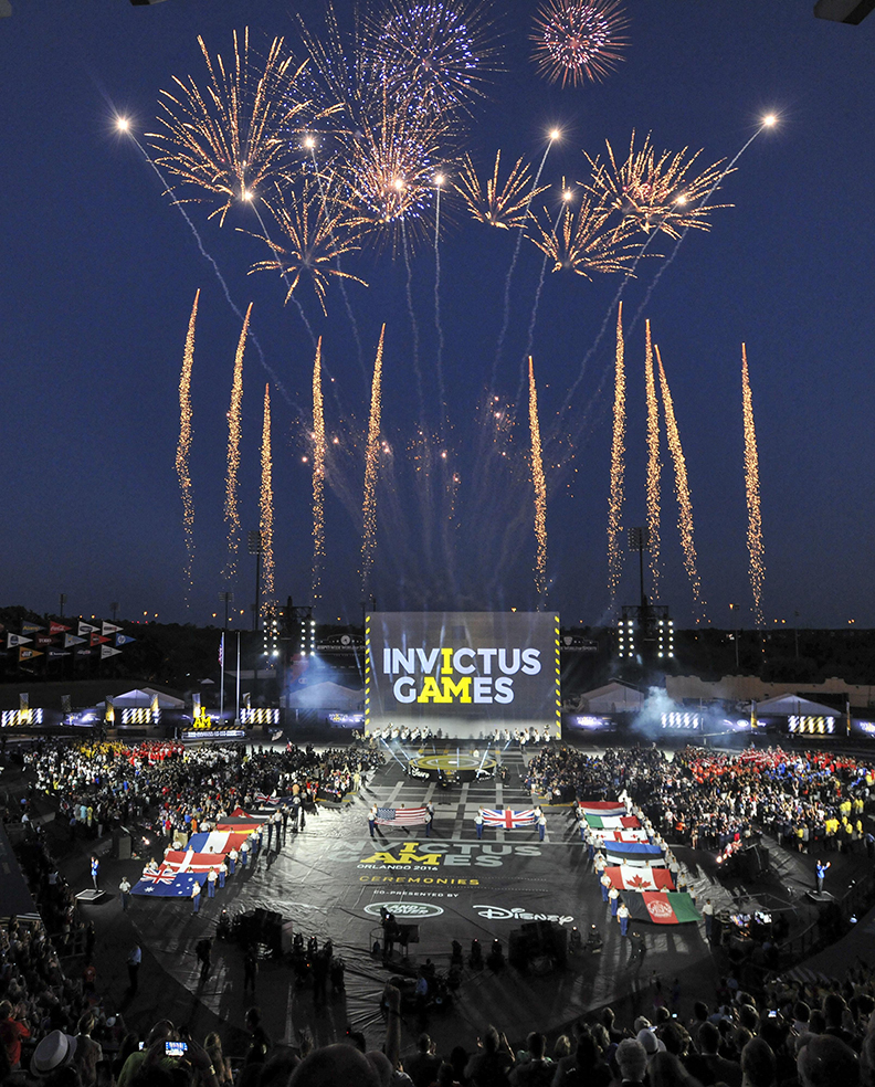 Let the healing begin: Invictus Games kick off