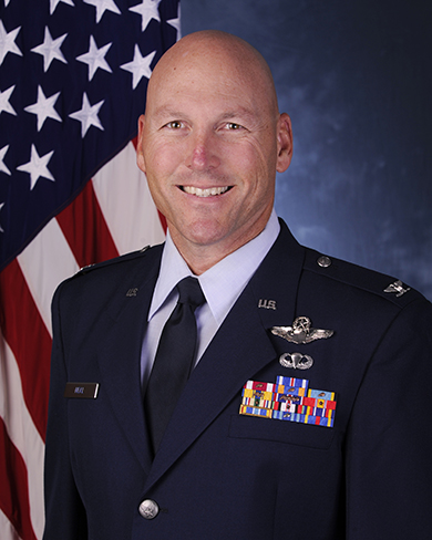 482nd FW to gain new vice commander