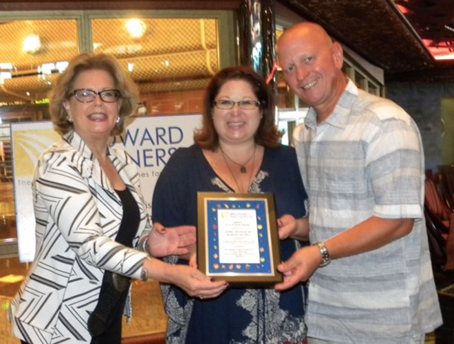 MDS NCO named local volunteer of the year