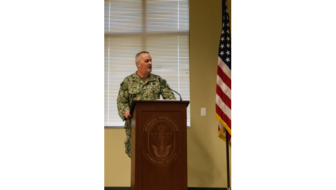 Navy SEAL takes helm at SOCSOUTH